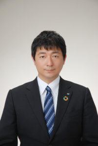 第58代理事長 浅井治行