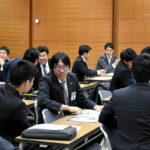 卒業生を送る会(12月例会) 第一部